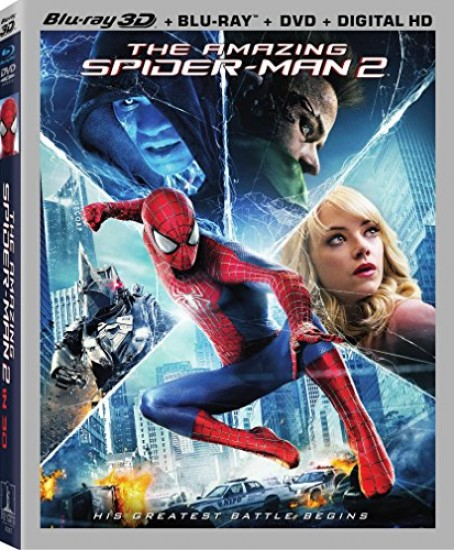 The-Amazing-Spider-Man-2-3DBlu-RayDVDUltraViolet-Combo-Pack-0