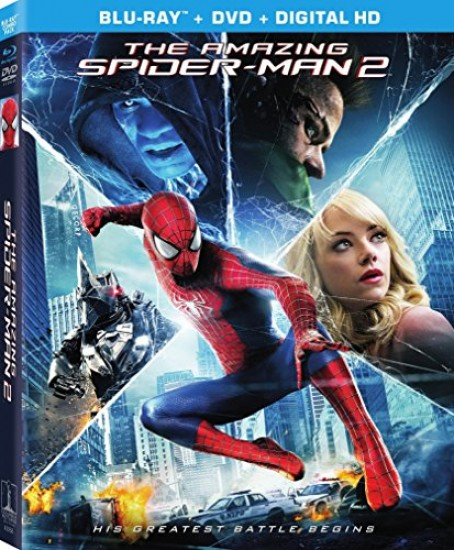 The-Amazing-Spider-Man-2-Blu-rayDVDUltraViolet-Combo-Pack-0