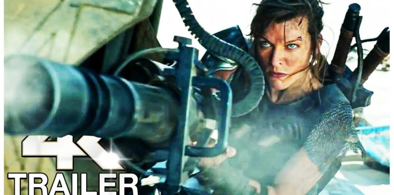 BEST UPCOMING ACTION MOVIES 2020 & 2021 (Trailers)