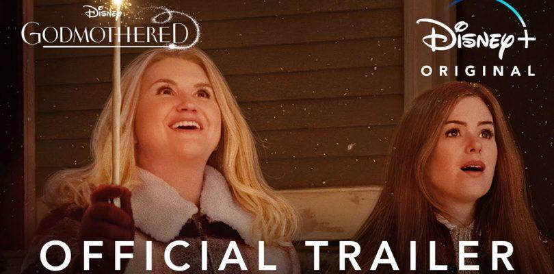Godmothered | Official Trailer | Disney+