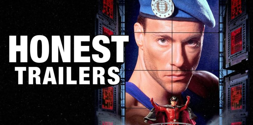Honest Trailers | Street Fighter