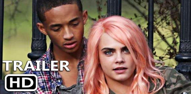 LIFE IN A YEAR Official Trailer (2020) Jaden Smith, Cara Delevingne Movie