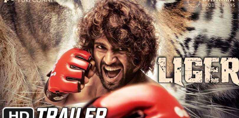 LIGER OFFICIAL TRAILER | Vijay Deverakonda | Ananya Pandey | Liger Concept teaser/ Dharma production