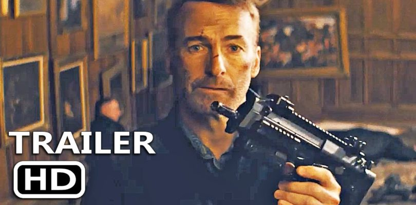 NOBODY Official Trailer (2021)