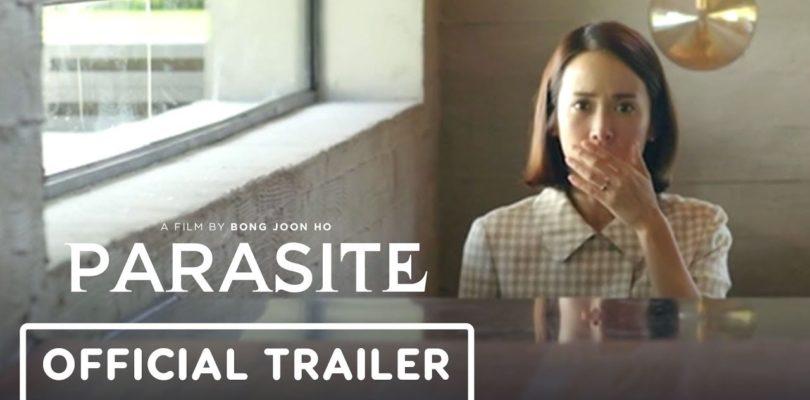 Parasite - Official Trailer (2019) Bong Joon Ho Film
