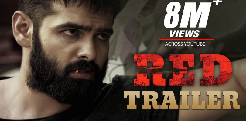 RED Trailer | Ram Pothineni | Nivetha Pethuraj | Malvika Sharma | Amrita | Kishore Tirumala