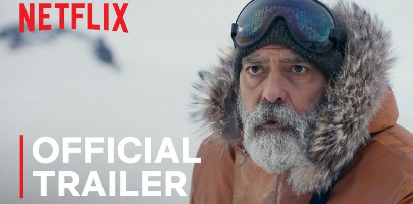 THE MIDNIGHT SKY starring George Clooney   Official Trailer   Netflix