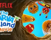 The Larva Island Movie Trailer 🏝️ Netflix Futures