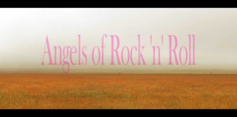 DVD Angels of Rock 'n' Roll