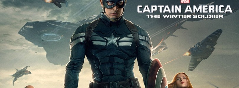 DVD Captain America: The Winter Soldier