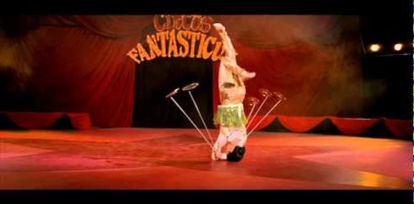 DVD Circus Fantasticus