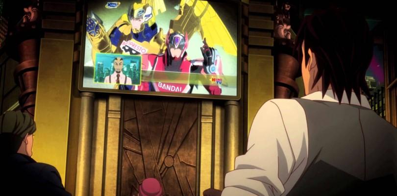 DVD Gekijouban Tiger & Bunny: The Rising