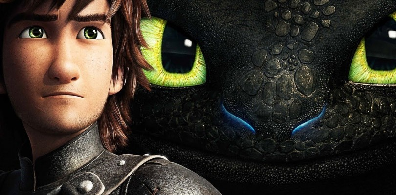 DVD How to Train Your Dragon 2
