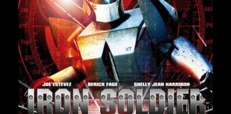 DVD Iron Soldier
