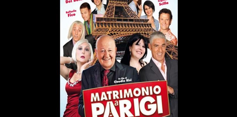 DVD Matrimonio a Parigi