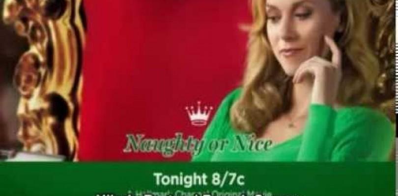 DVD Naughty and Nice