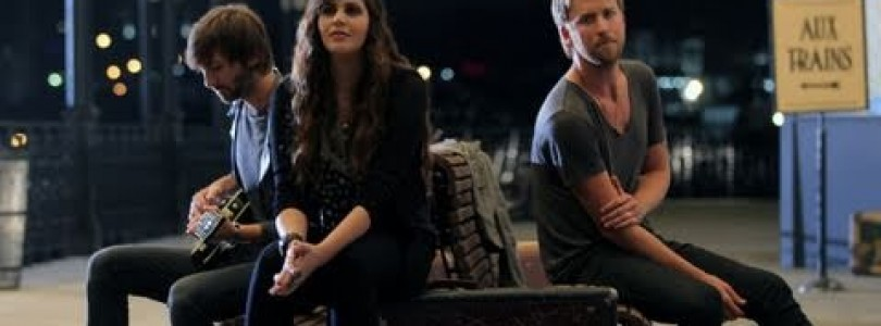 DVD One 2 One: Lady Antebellum