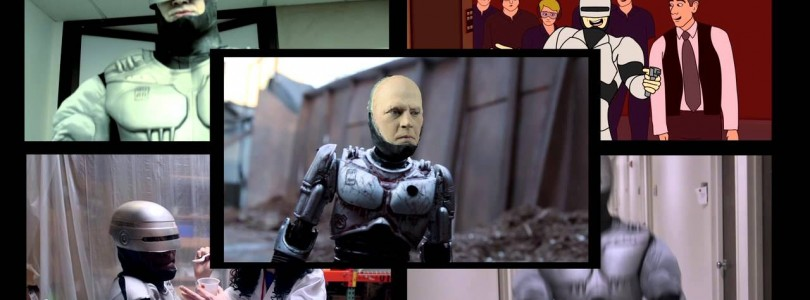 DVD Our RoboCop Remake