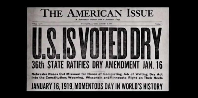 DVD Prohibition