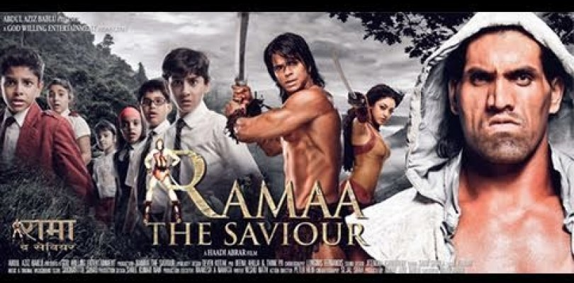 DVD Ramaa: The Saviour