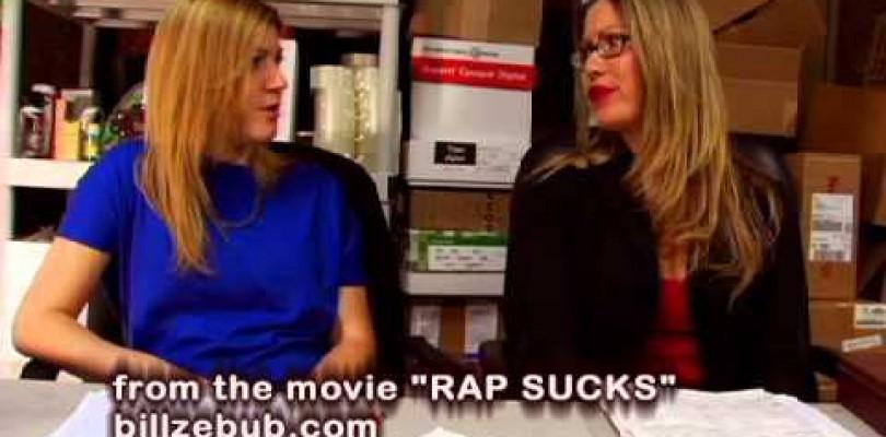 DVD Rap Sucks