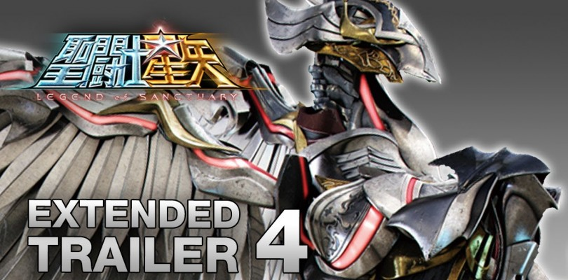 DVD Saint Seiya: Legend of Sanctuary