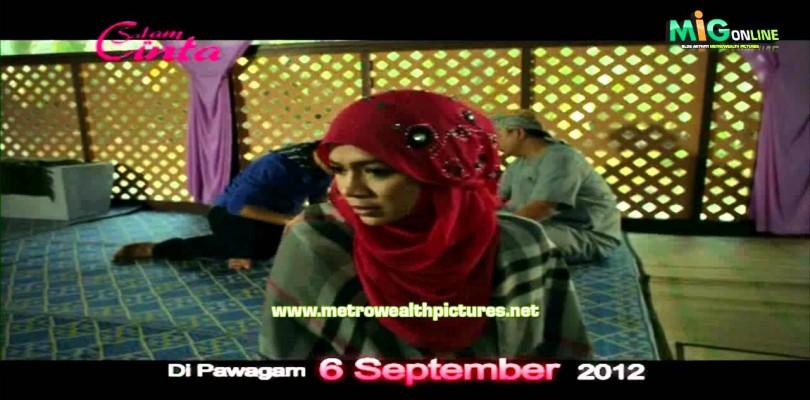 DVD Salam cinta