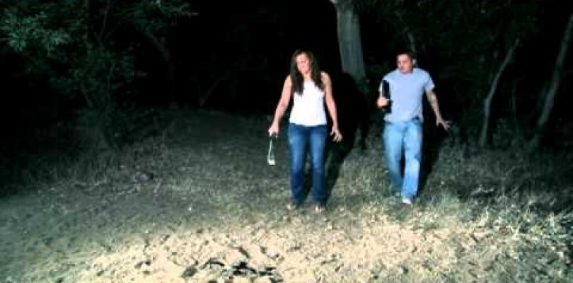 DVD The Campsite Killers