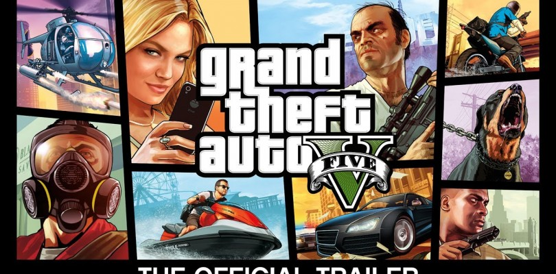 DVD The Grand Theft
