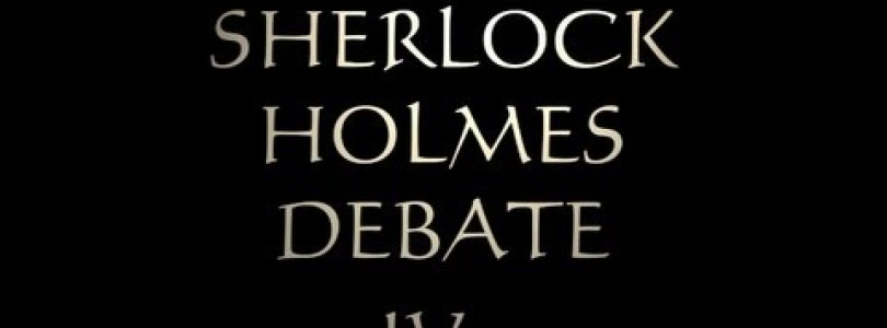 DVD The Great Sherlock Holmes Debate 3