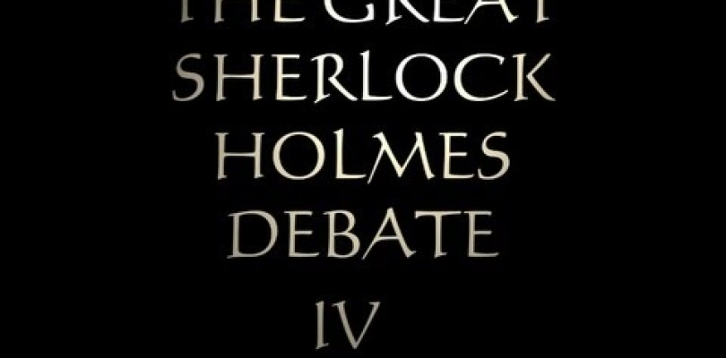 DVD The Great Sherlock Holmes Debate 3