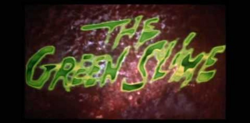 DVD The Green Goo