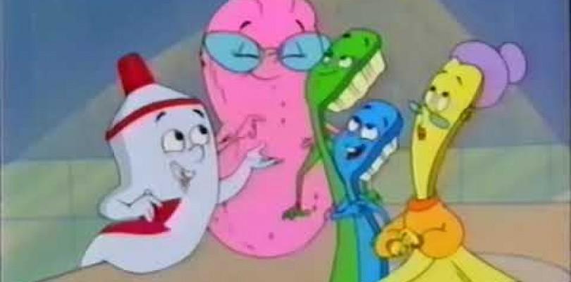 DVD Toothbrush