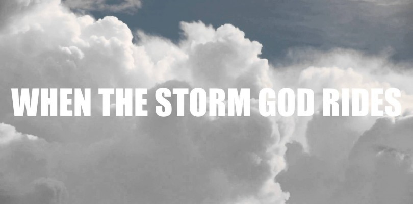 DVD When the Storm God Rides