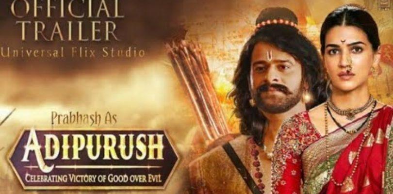 Adipurush Movie Trailer Hindi | Prabhash | Kriti Sanon | Saif Ali Khan | Kiccha Sudeep as Vibhisan
