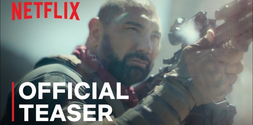 Army of the Dead   Official Teaser   Netflix