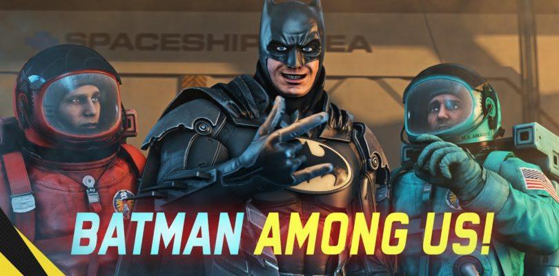 Batman AMONG US   Animation Movie Trailer