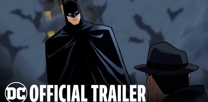 Batman: The Long Halloween, Part One - Official Trailer   DC