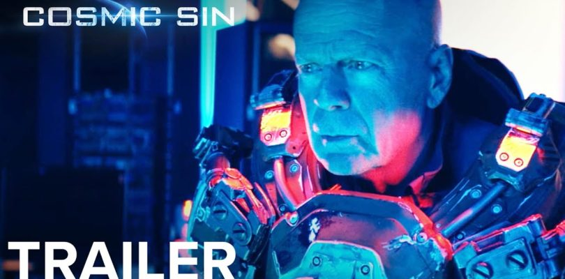 COSMIC SIN | Official Trailer | Paramount Movies