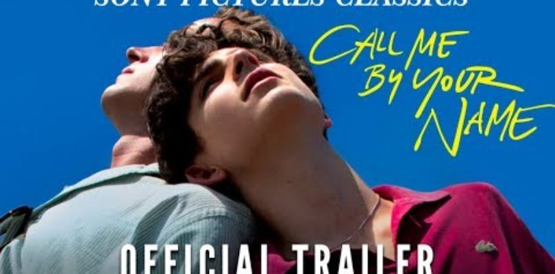 Call Me By Your Name   Official Trailer HD (2017)