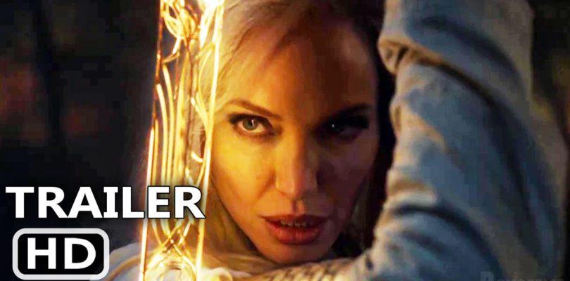 ETERNALS Official Teaser (2021) Angelina Jolie, Marvel Movie HD