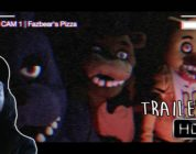 Five nights at Freddy's  Movie trailer