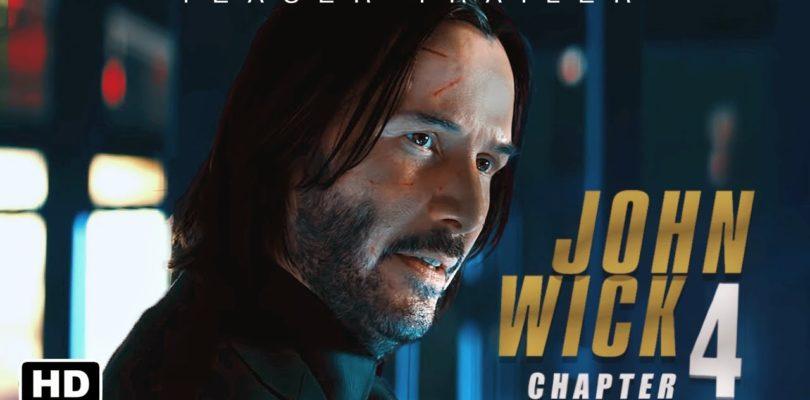 JOHN WICK: Chapter 4 - Resurrection   Trailer #1 HD   Keanu Reeves, Ian McShane