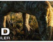 JURASSIC WORLD DOMINION Teaser Trailer (NEW 2022) Jurassic Park Movie HD