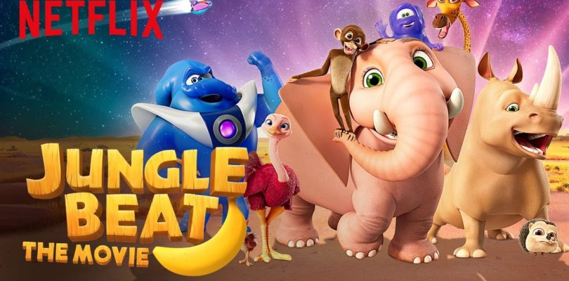 Jungle Beat: The Movie Trailer 🍌 Netflix Futures