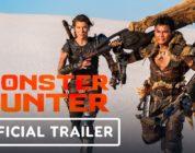 Monster Hunter - Official Movie Trailer (2020) Milla Jovovich, Tony Jaa