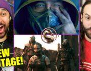 Mortal Kombat NEW FOOTAGE / 4 TV SPOTS - TRAILER REACTION!! Scorpion Meets Subzero, New Fighters