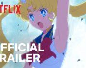 Pretty Guardian Sailor Moon Eternal The Movie | Official Trailer | Netflix