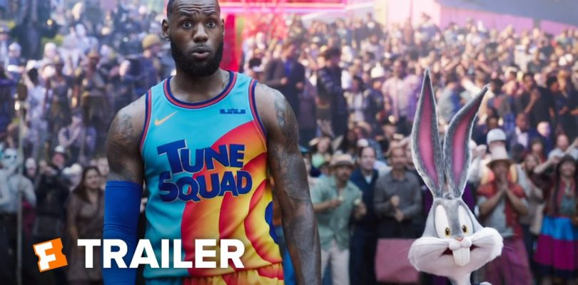 Space Jam: A New Legacy Trailer #1 (2021)   Movieclips Trailers
