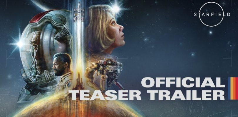 Starfield: Official Teaser Trailer